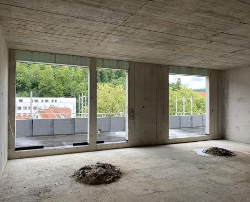 Ausblick Dachterrassenwohnung