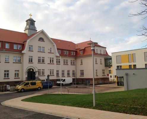 Marburg Elisabethenhof
