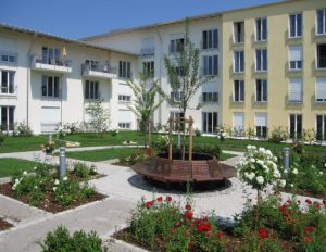 Rosengarten Pflegezentrum Eichenau