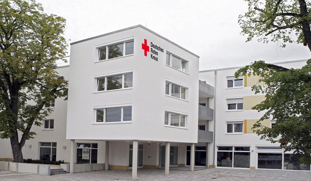 Seniorenzentrum m hlheim bg immobiliengruppe for Innenarchitektur offenbach